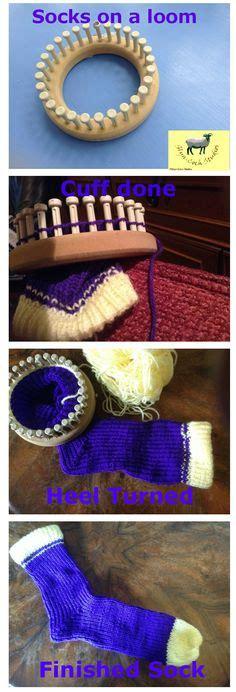 maggie s crochet 183 loom knitting socks knit pattern 1000 ideas about sock loom on pinterest loom knit loom