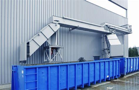 lade a faretti lade orientabili sistemi di carico per trucioli e scarti
