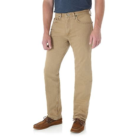 Wrangler Originalregular Fit genuine wrangler 174 regular fit jean mens by wrangler 174