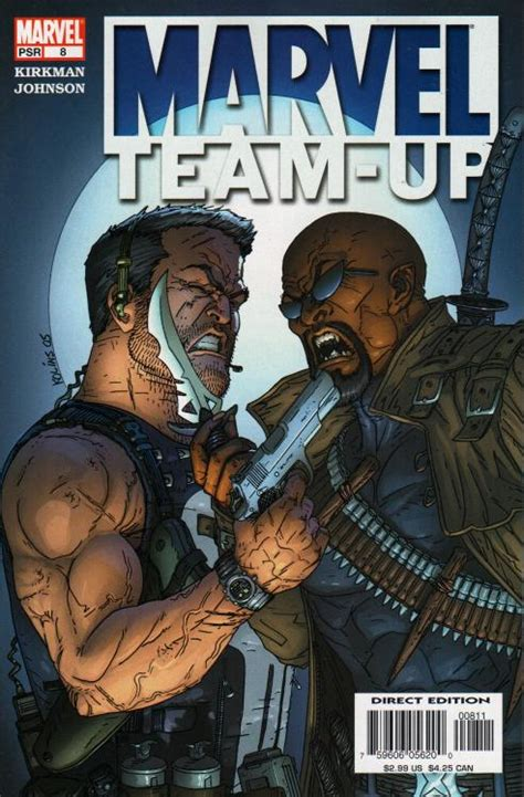 Team Vol 8 spiderfan org comics marvel team up vol 3 8