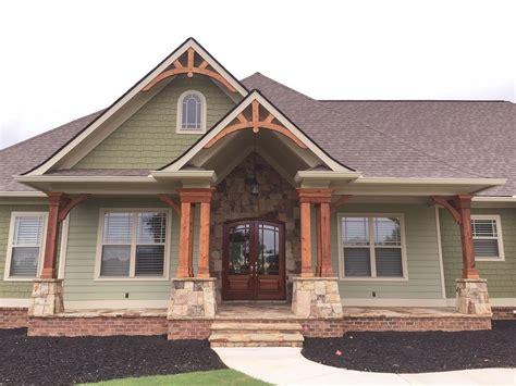 craftsman house plans best of exterior modern craftsman house plan 24364tw top of the line craftsman house plan