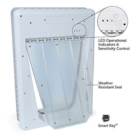 Collar Activated Door by Petsafe Electronic Smartdoor Automatic And Cat Door