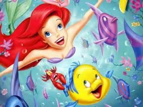 forgotten cartoon characters mermaid