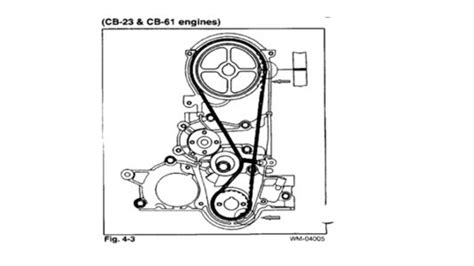 Daihatsu Hijet Engine Diagram Solved Daihatsu Hijet 4wd 1985 Model 3 Cyl 4 Stroke 9