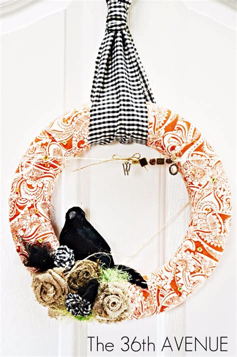 35 fall wreaths for your door page 7 7 diy joy