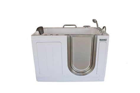 portable walk in bathtub deluxe portable hydrotherapy walk in tub heavenly walk