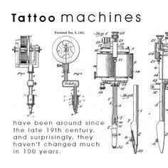 tattoo machine anatomy tattoo equipment on pinterest tattoo machine