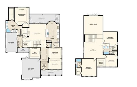 taylor morrison homes floor plans taylor morrison homes floor plans