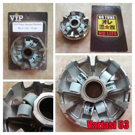 Roller Honda Beat Cld 8g by Rumah Roller Atau Pulley Vip Racing Standard Modified
