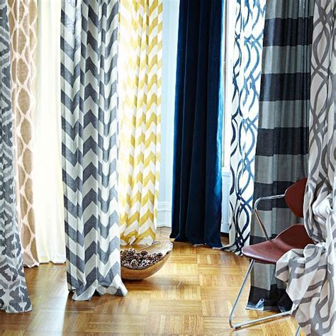 Bold Patterned Curtains Patterned Curtains Home Decor Ideas Pinterest Bold Curtains Master Bedrooms And Cotton Canvas