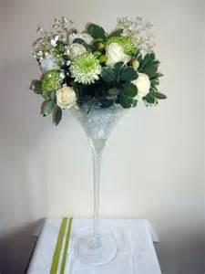 vase martini ch 234 tre blanc et vert d 233 coration