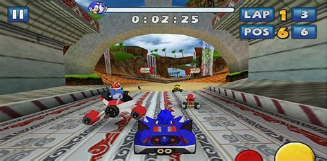 sonic sega all racing apk stick android sonic sega all racing android apk datos