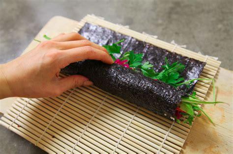 Rumput Laut Nori Seasoned Laver jual taberu korean rumput laut nori sushi seaweed seasoned