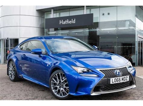 old lexus sports car classic lexus rc 300h 2 5 f sport for sale classic