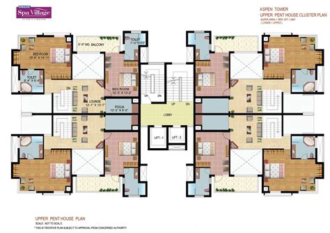 100 walk up apartment floor plans
