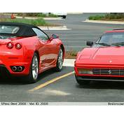 New And Old Ferraris  BenLevycom