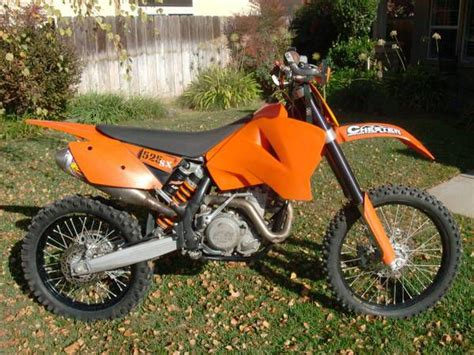 Ktm 525 For Sale 2006 Ktm 525 Sx Must See Extras Stroker For Sale On 2040motos