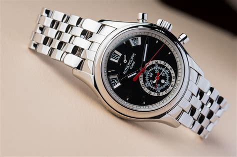 The Power of Steel: Patek Philippe Ref. 5960/1A