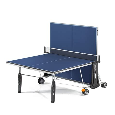 compact ping pong table table tennis ping pong cornilleau 250 indoor cornilleau