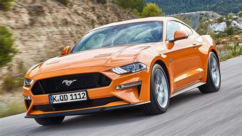 Mustang Autohaus by Ford Mustang Facelift 2017 Autohaus De