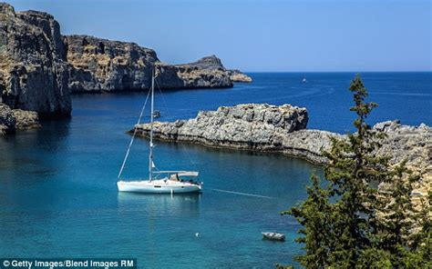 sailing jobs greece greek islands holidays sailing the cyclades daily mail