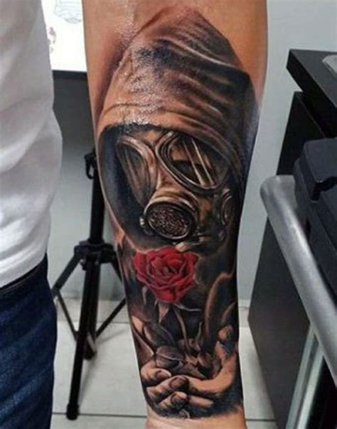 arm tattoos  men  tatuaggi  uomini tatuajes de rosas tatuajes manga hombre