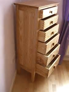 wooden drawer units made to measure in west