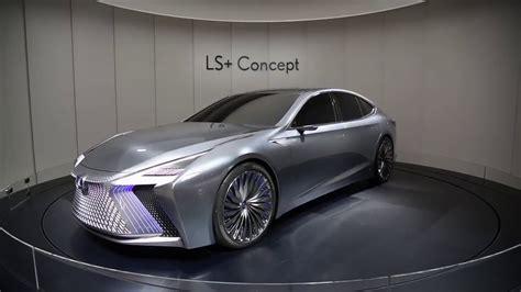 lexus lfa 2020 lexus ls concept 2020 motor 2017