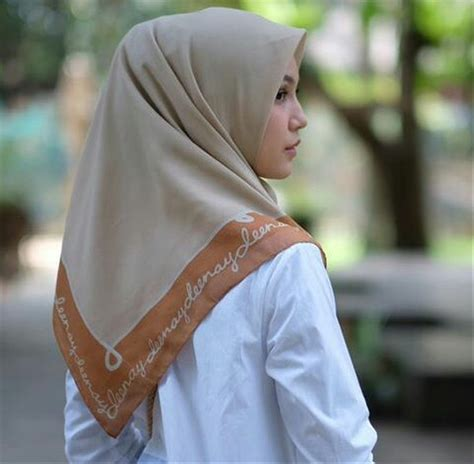 photo hijab cantik tutorial hijab terbaru