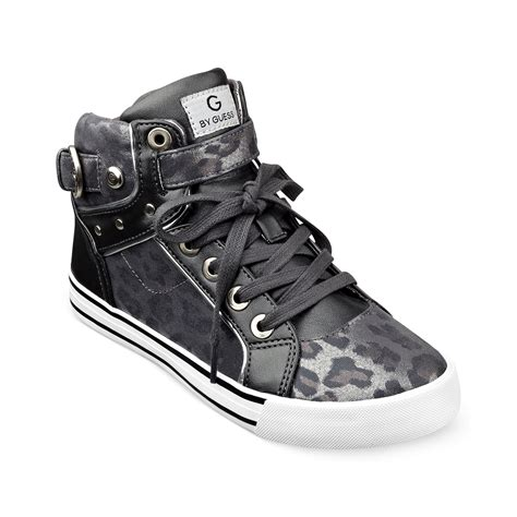 guess high top sneakers g by guess g by guess womens shoes olicia high top
