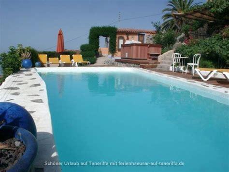 teneriffa haus mit pool kleines freistehendes haus auf finca mit garten grill und