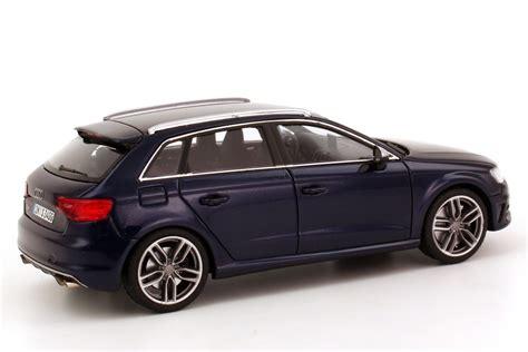 Audi S3 Datenblatt by Audi S3 Sportback 8v 2013 Estorilblau Met Werbemodell