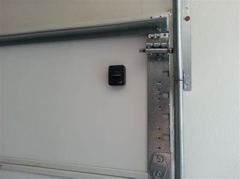 Gigaom The Chamberlain Myq Review Connected Garage Overhead Door Sensor