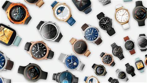 layout android wear android wear 2 0 veut rendre les smartwatchs encore plus