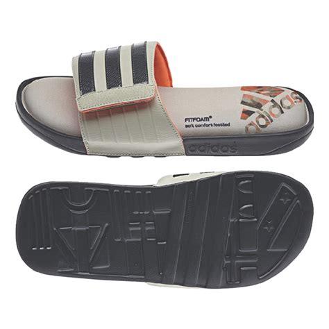 comfort slides adidas adissage comfort slides grey sesame infrared
