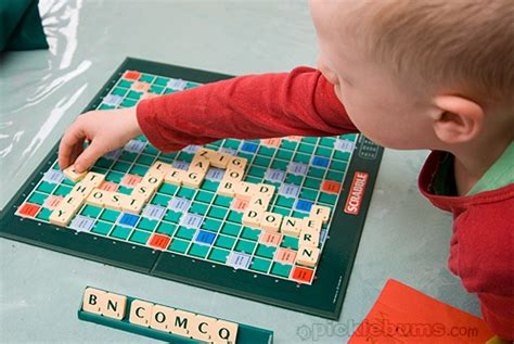 can you play the same word in scrabble grown up scrabble for beginning readers picklebums