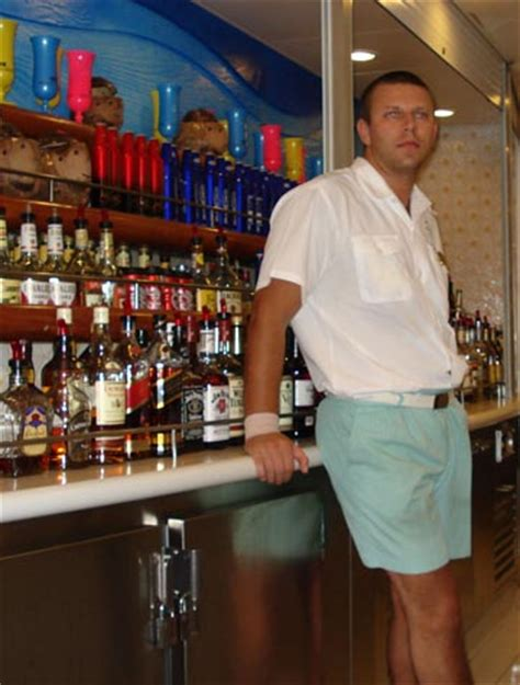 Cruise Ship Bartender by New York Bartending School Graduate Pictures