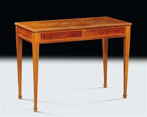 scrivania in stile scrivania stile luigi xvi xix secolo antiquariato