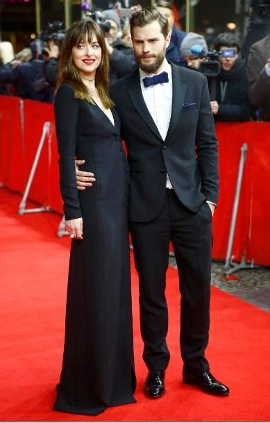 fifty shades of grey actors pictures dakota johnson and jamie dornan photos pictures of 50