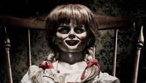 Marionette Halloween Costume Annabelle Le Film Horreur Aura Une Suite Actucine