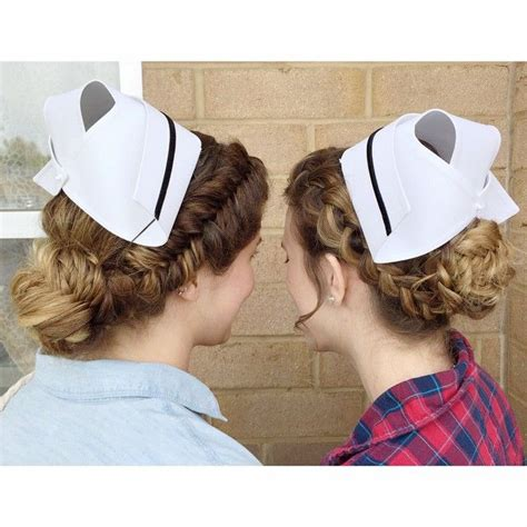 hairstyles for nursing graduation 21 besten would love to try bilder auf pinterest catsuit