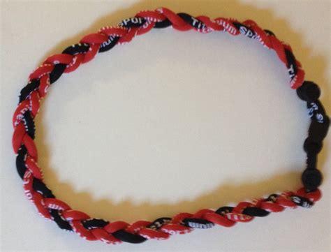 T01 218 Titanium Necklaces and black titanium germanium necklace dph custom pins