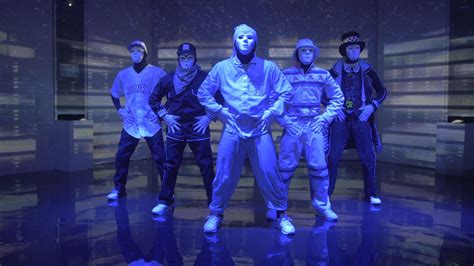 creativity and choreography a look into gdc s frightmare triton s behind the scenes of the jabbawockeez s high tech