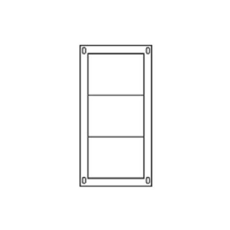 pannelli modulari per gabbie pannello modulare per gabbie animali lamiera c2 47 5x95h