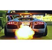 INSANE FLAMES Lamborghini Aventador LP720 4 Ft Liberty Walk/Armytrix