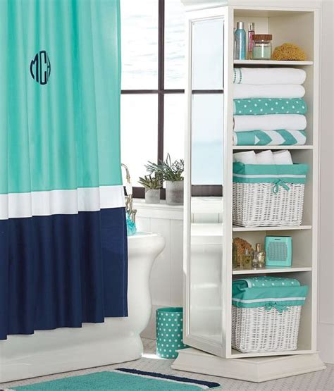 Teenage Girls Bathroom Ideas by Cool Blocking Is Super Cool We Are Loving This Bathroom