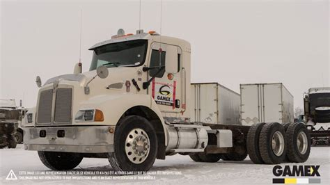 kenworth t300 for sale canada kenworth t300 manufacturing year 2008 chassis cab