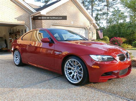 2011 bmw m3 4 door 2011 bmw m3 base coupe 2 door 4 0l