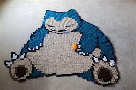 Snorlax Handwarmer snorlax blanket by melyntenshi on deviantart