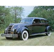 1934 Chrysler Imperial AirFlow Black Fvl  Cars Wallpaper